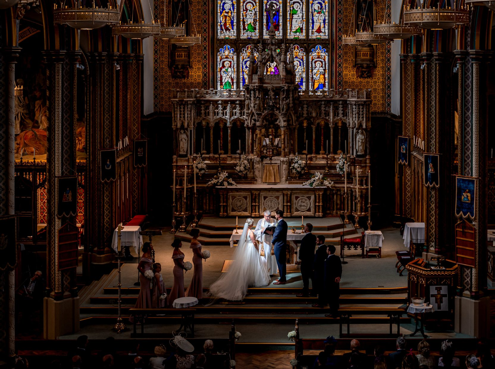 Wedding Photographer in Manchester Phil Salisbury